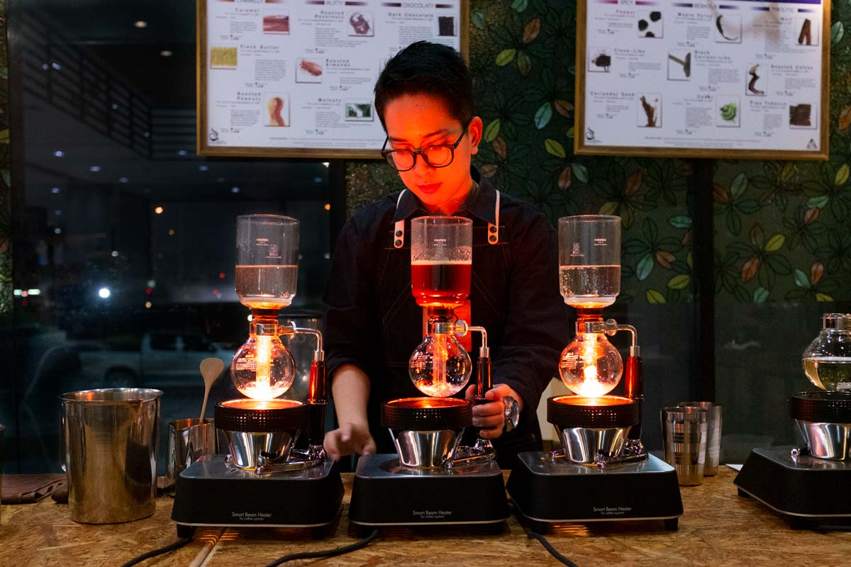 Siphon Brewing end